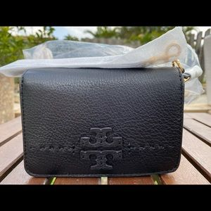 McGraw leather bifold wallet